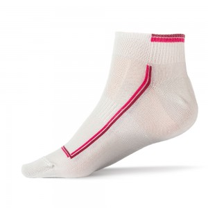 COTTON SOCKS WITH SHORT LEG AND LYCRA