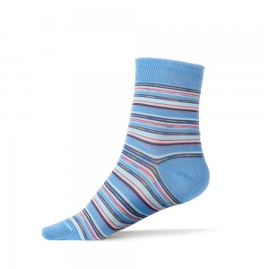 COTTON SOCKS WITH LYCRA