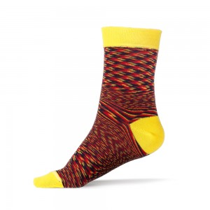 MULTICOLOR – SHOWY COTTON SOCKS WITH LYCRA